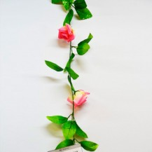 Лиана Роза крупная, 240см арт. 2024