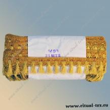 Тесьма 1495 золото