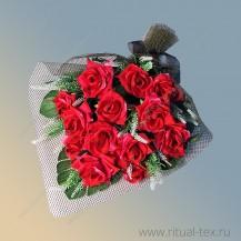 «Колос» красные розы