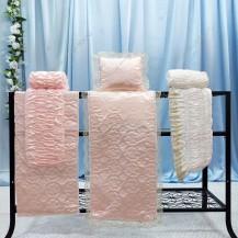 Комплект детский розовый, термостежка, 0.7м, 7 предметов