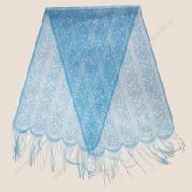 Шарф ритуальный голубой арт. 1740