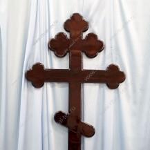 """Крест """"Клевер"""" б/б элитный орех арт. 1536"""