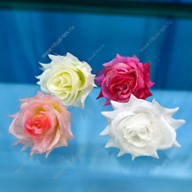 Насадка роза арт. 1037 микс 30 шт.