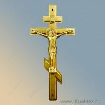"Крест ""Уличный"" краска золото арт. 16110"