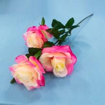 Ветка розы арт. 10196-2